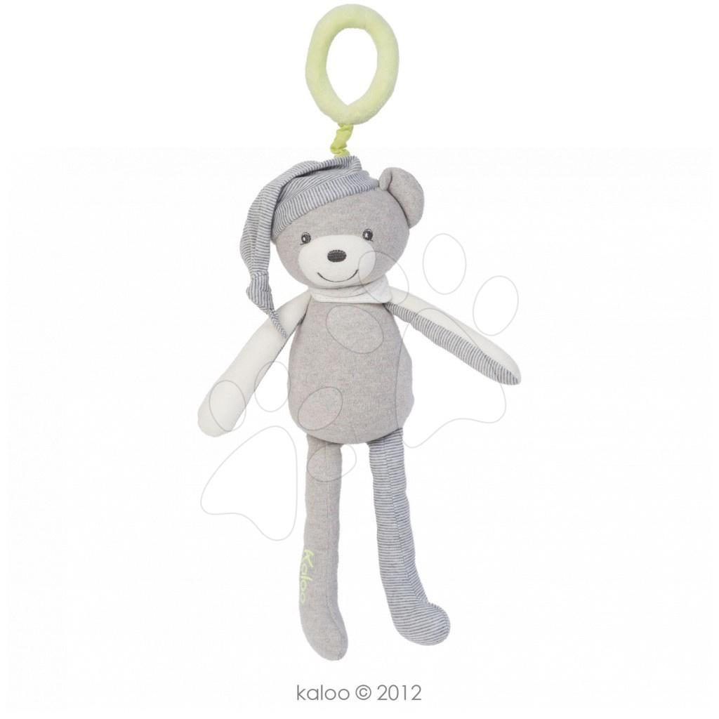 Plyšový medvídek Zen-Musical Kaloo zpívající 35 cm pro nejmenší