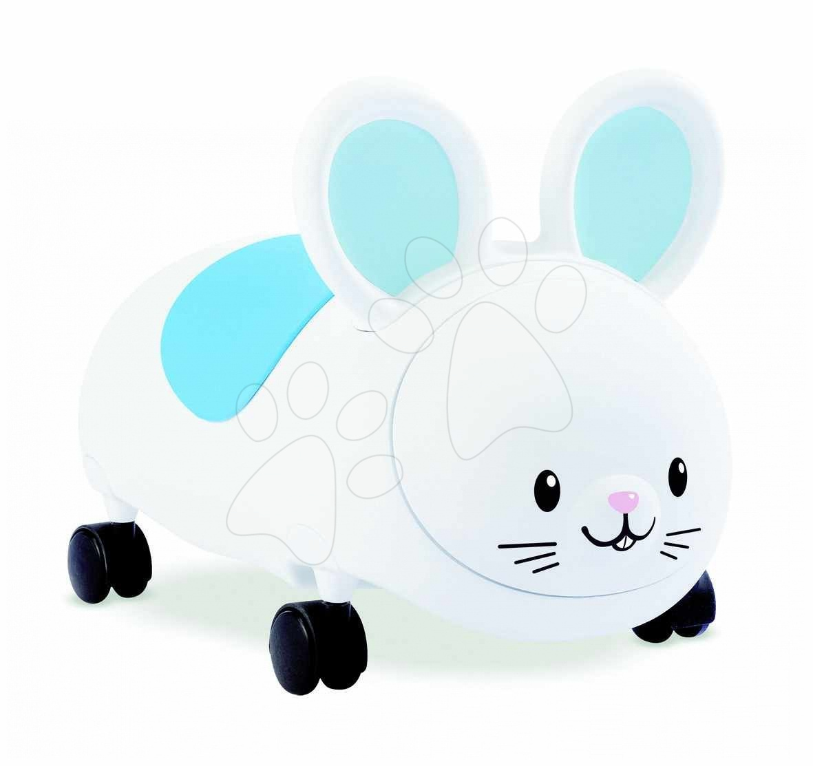 Staré položky - Odstrkovaldo Happy Mouse Ride On myška Smoby od 12 měsíců