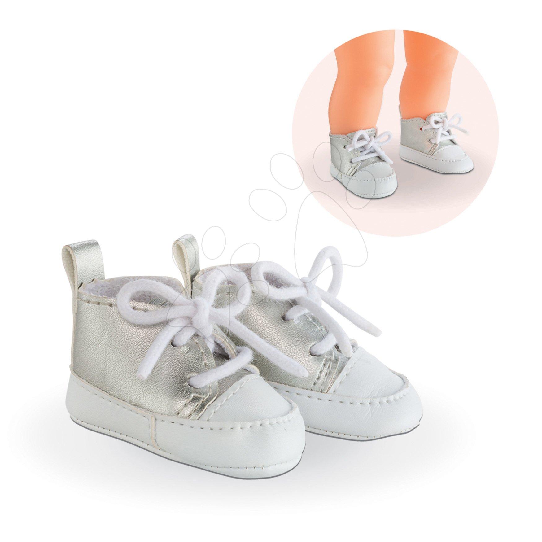 Topánky Silvered Sneakers Ma Corolle pre 36 cm bábiku od 4 rokov