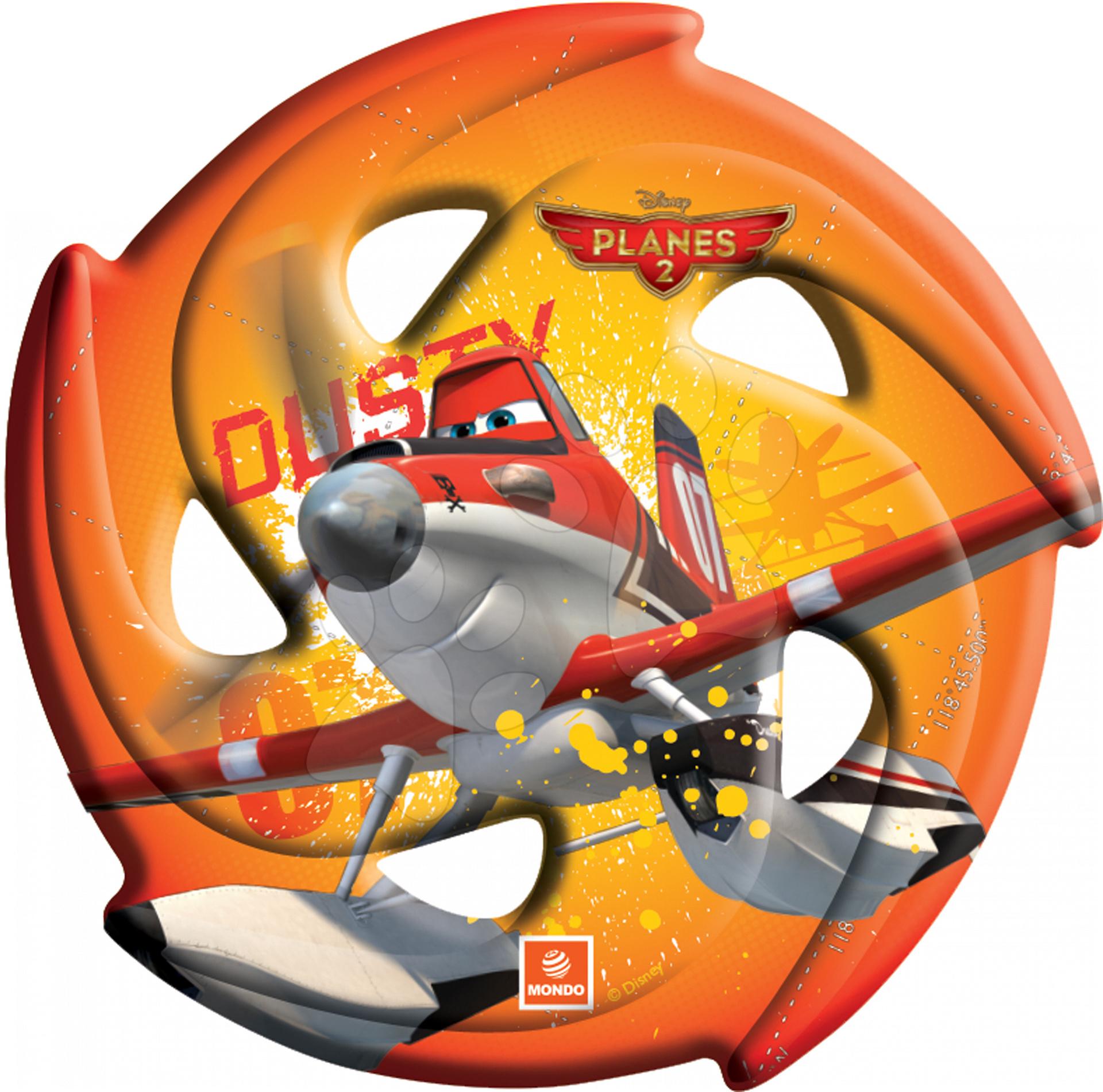 Lietajúci tanier Lietadlá Mondo priemer 21 cm