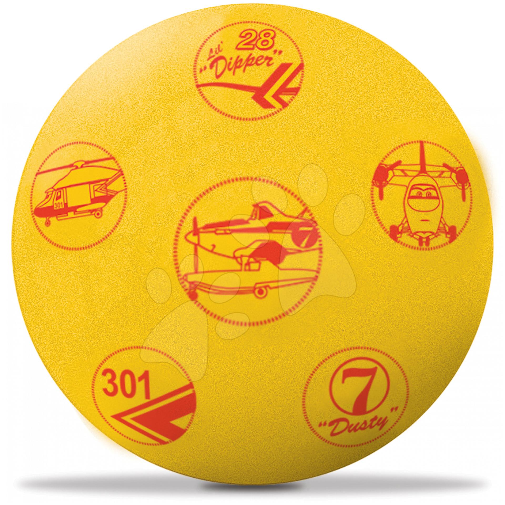 Staré položky - Penová lopta Lietadlá Mondo 20 cm od 24 mes