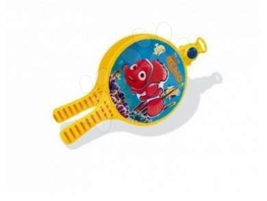 Plážový tenis Hledá se Nemo Smoby s 2 raketami a míčkem