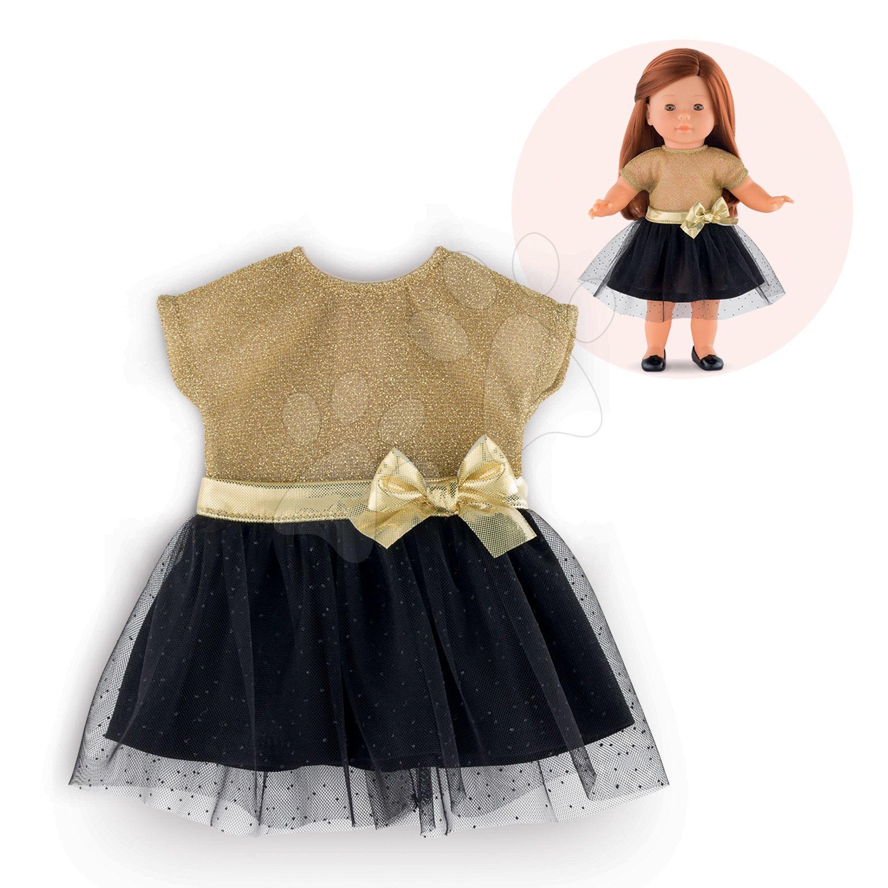Oblečení Party Dress Ma Corolle pro 36 cm panenku od 4 let