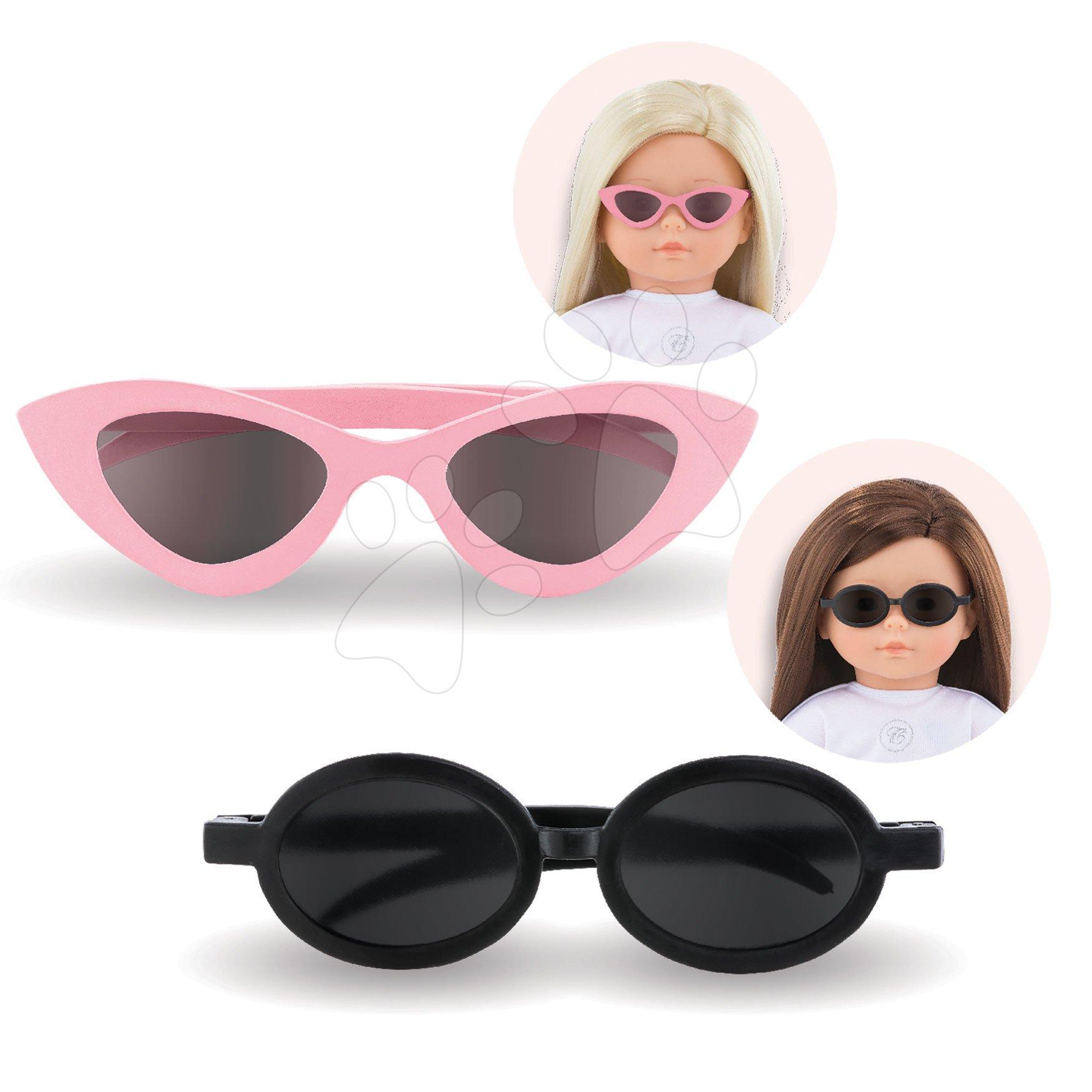 Slnečné okuliare Sunglasses Ma Corolle 1 kus pre 36 cm bábiku od 4 rokov