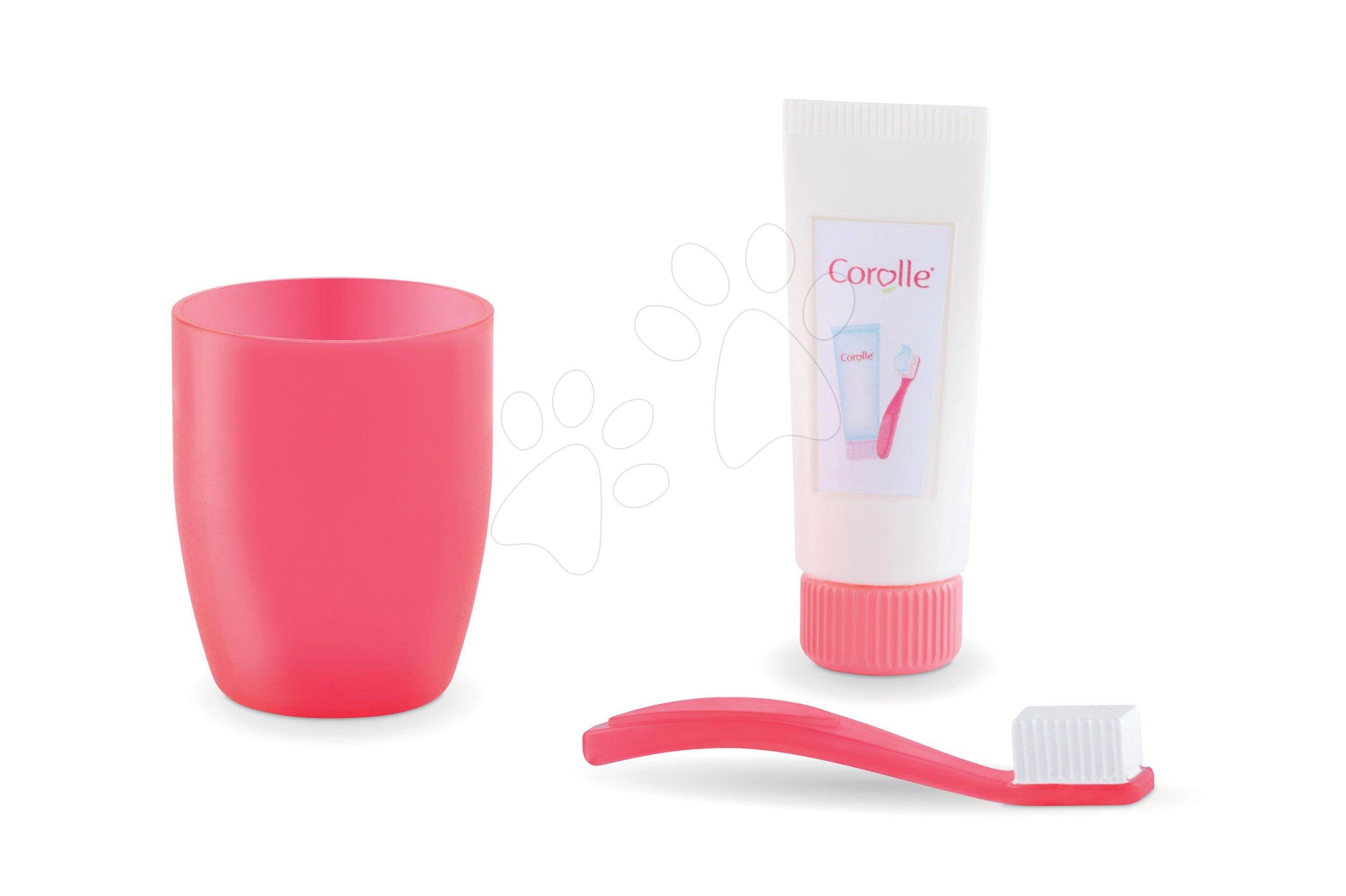 Zubná pasta s kefkou Clean Teeth Ma Corolle pre 36 cm bábiku od 4 rokov
