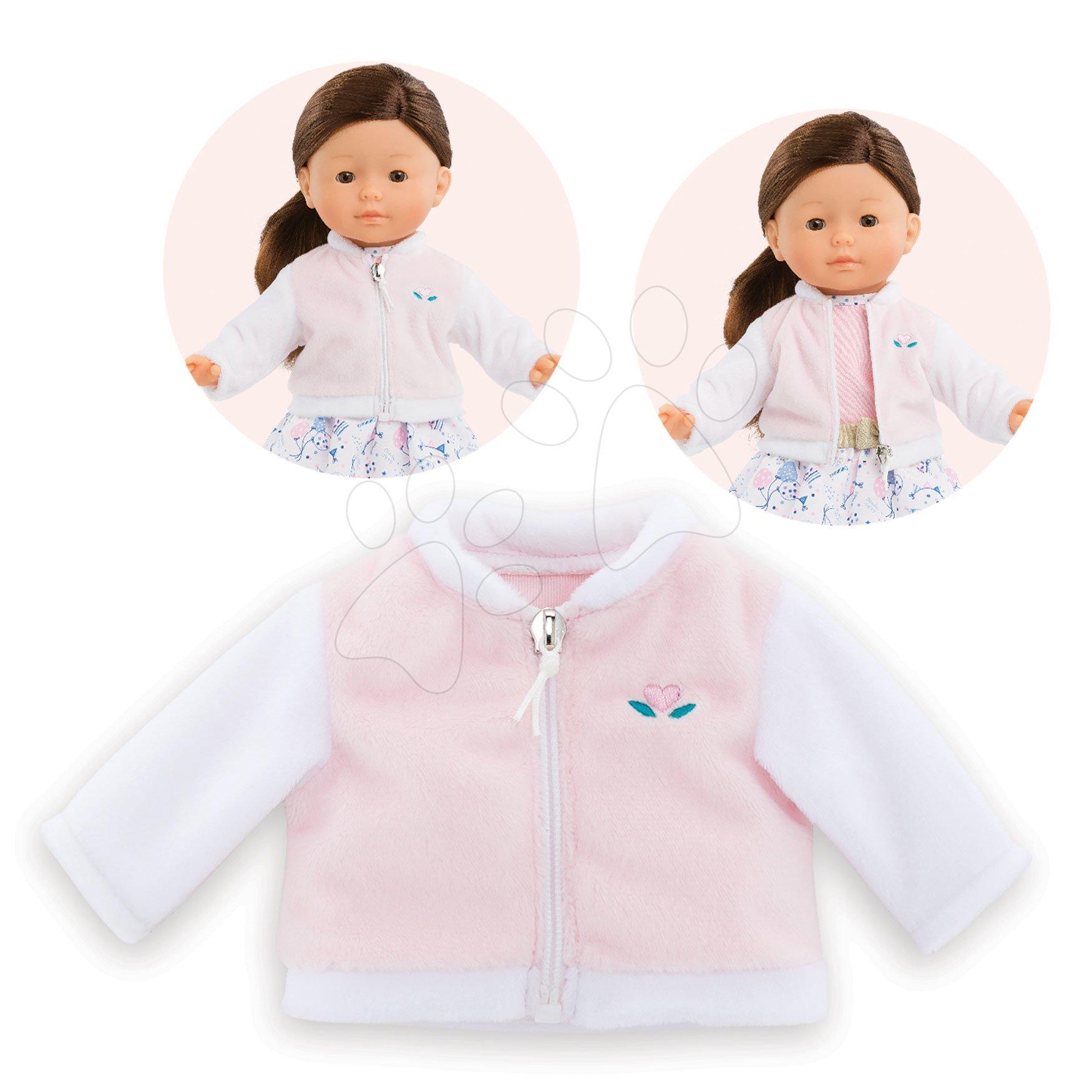 Oblečenie Jacket 2 Tones 40 years Ma Corolle pre 36 cm bábiku od 4 rokov