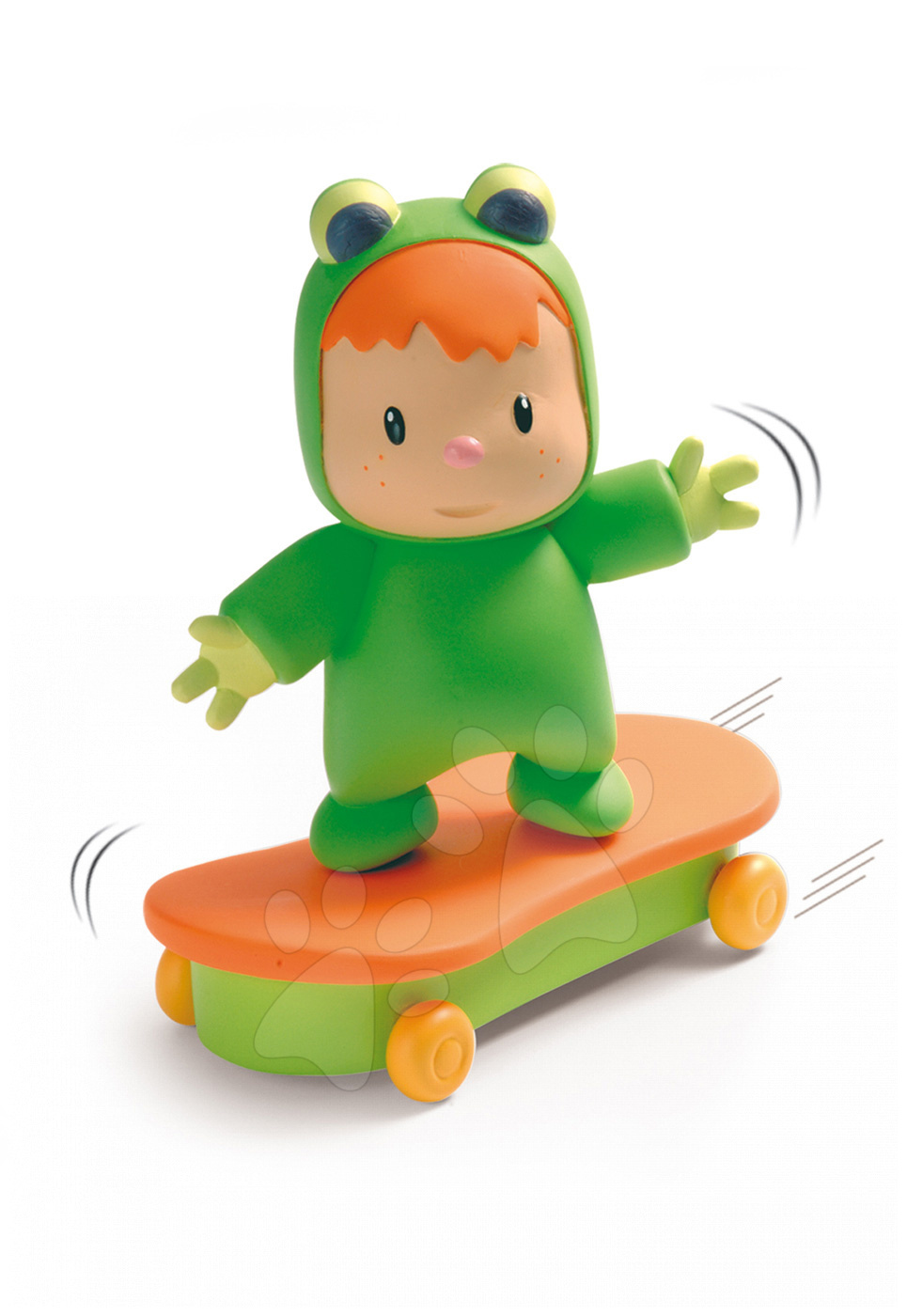 Cotoons Wabap Smoby skateboardista na diaľkové ovládanie dĺžka 16 cm od 24 mes