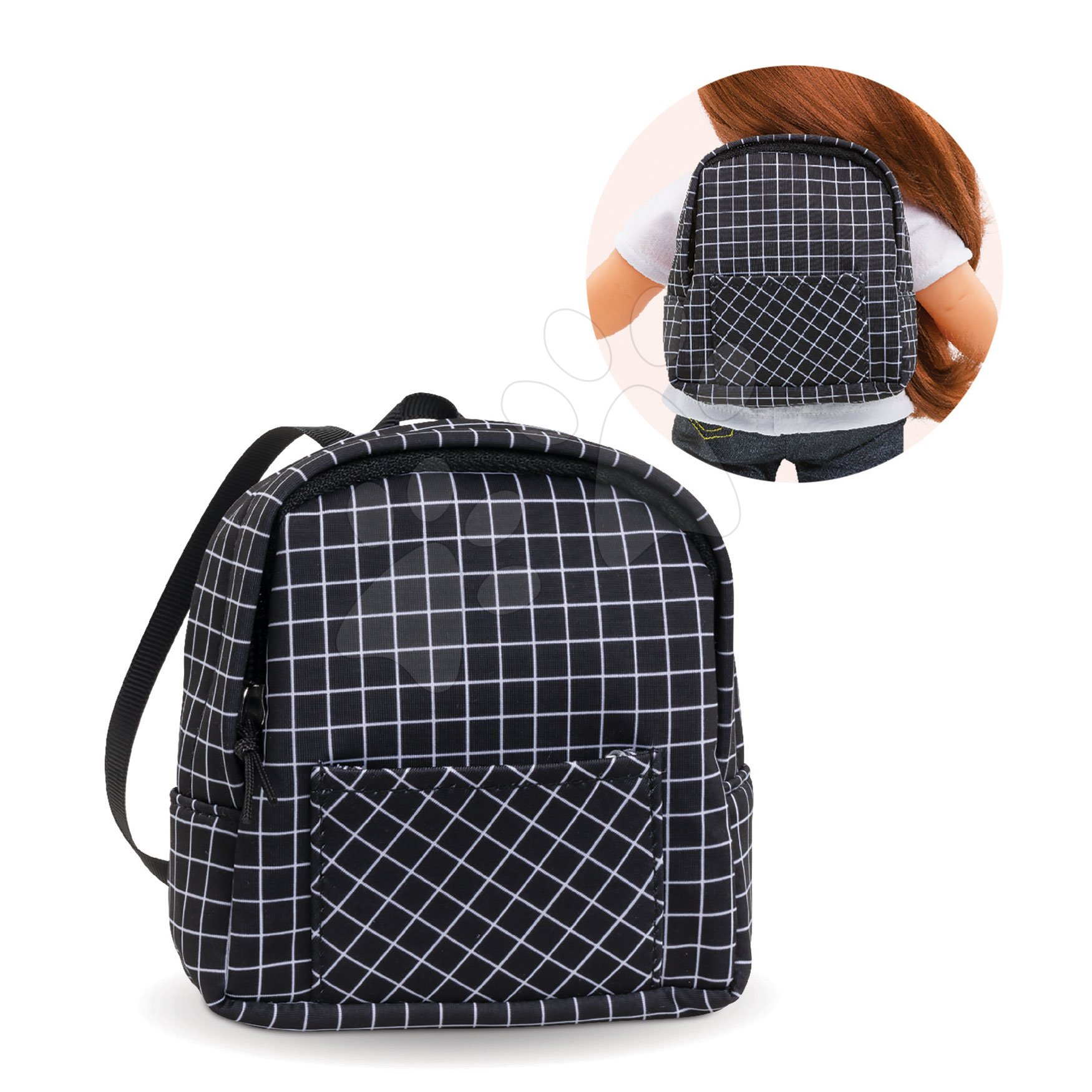 Batoh Backpack Ma Corolle pre 36 cm bábiku od 4 rokov