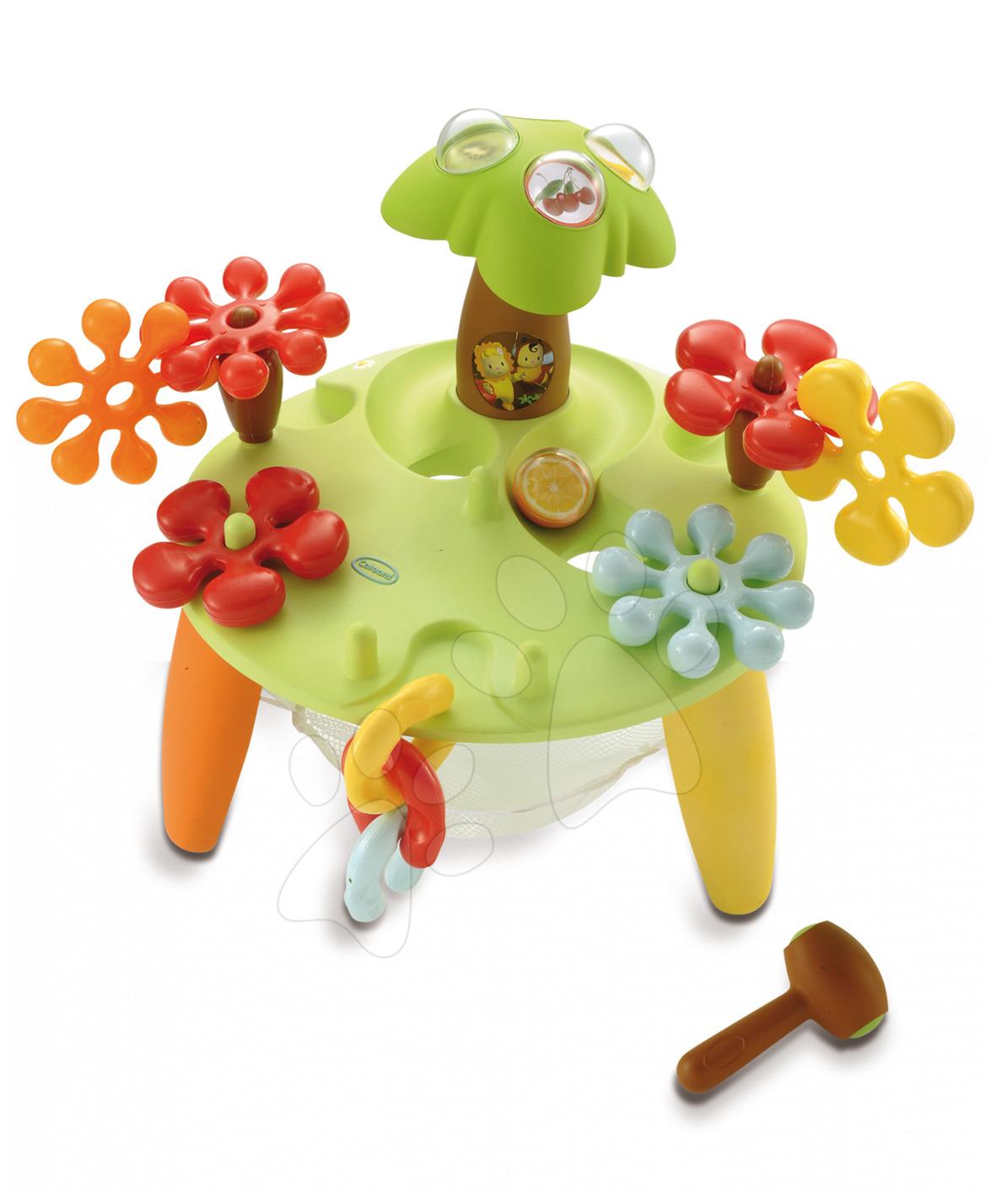 Didaktický stolek Cotoons Activity Tap Tap Smoby 211133 didaktický stolek Cotoons Activity Tap Tap