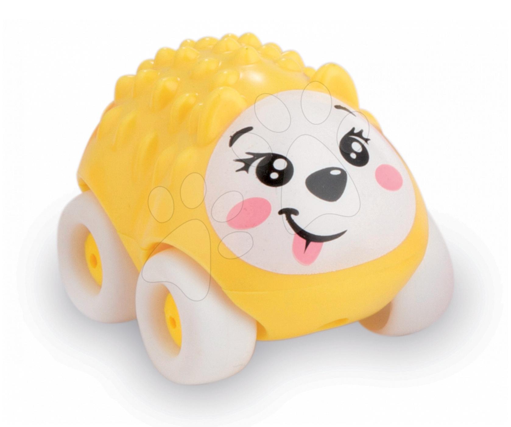 Autíčka - Autíčko - ježko Lenny Animal Planet Smoby 7 cm od 12 mes