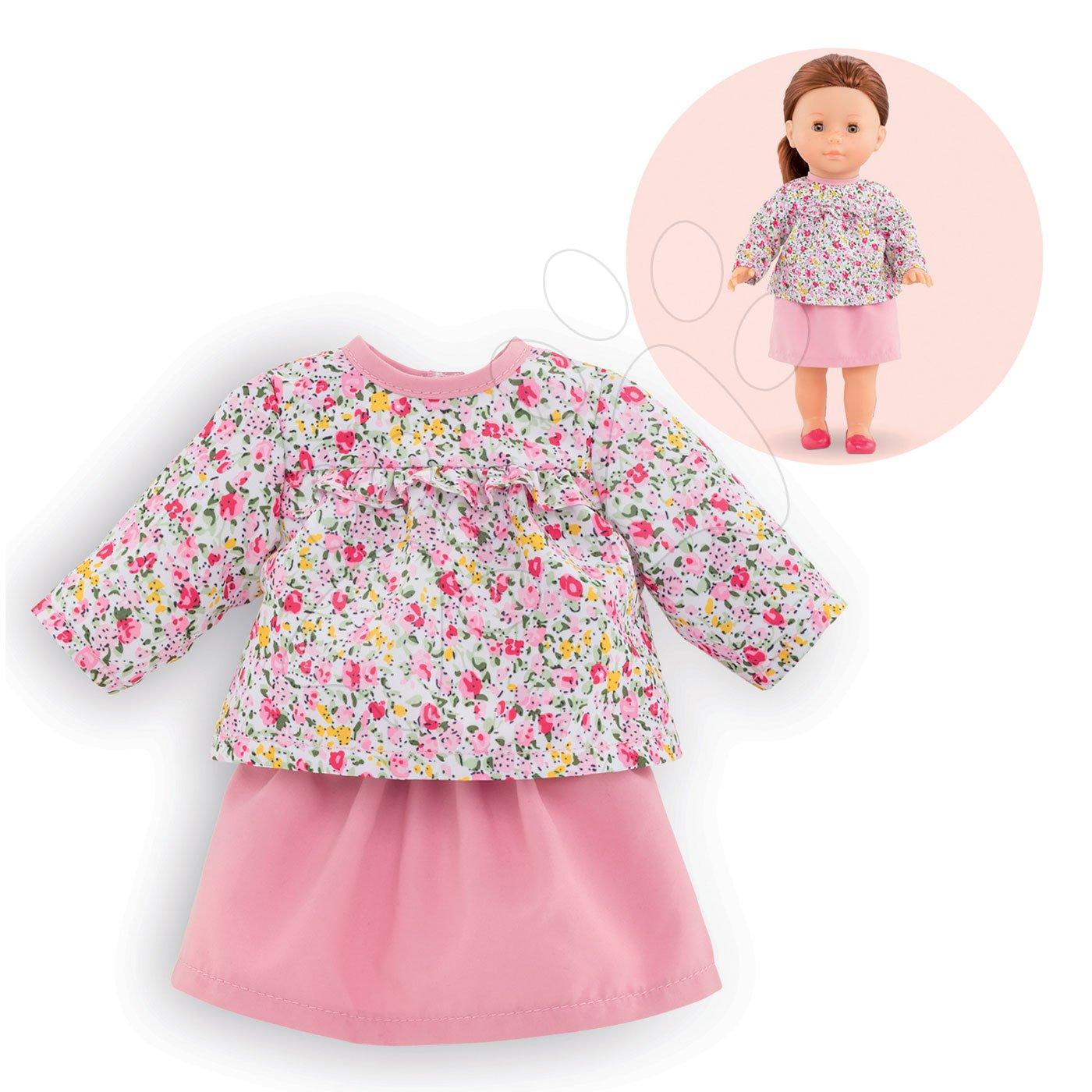 Oblečenie Top&Skirt set Ma Corolle pre 36 cm bábiku od 4 rokov