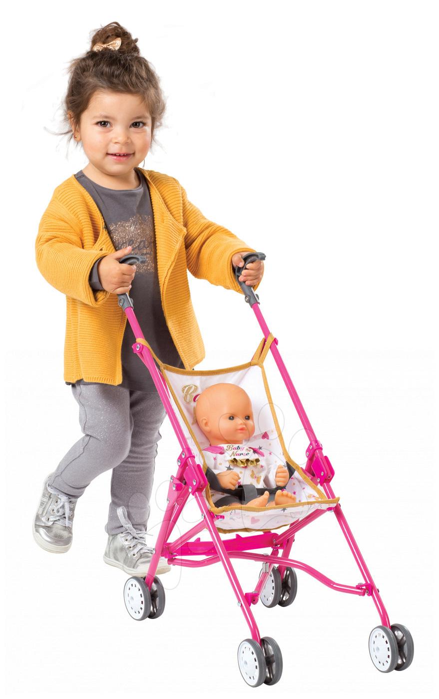 Buggy játékbabának és babacenter Smoby f2f6b4a2b1