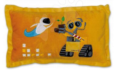 Plyšové vankúše - Vankúšik Wall-e Ilanit oranžový 42*28 cm