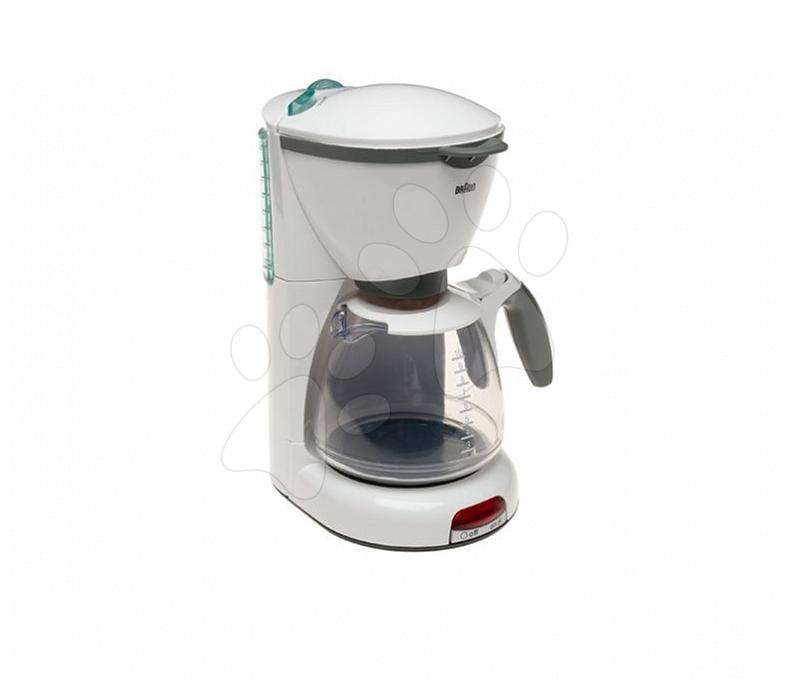 Kávovar Braun Klein biely