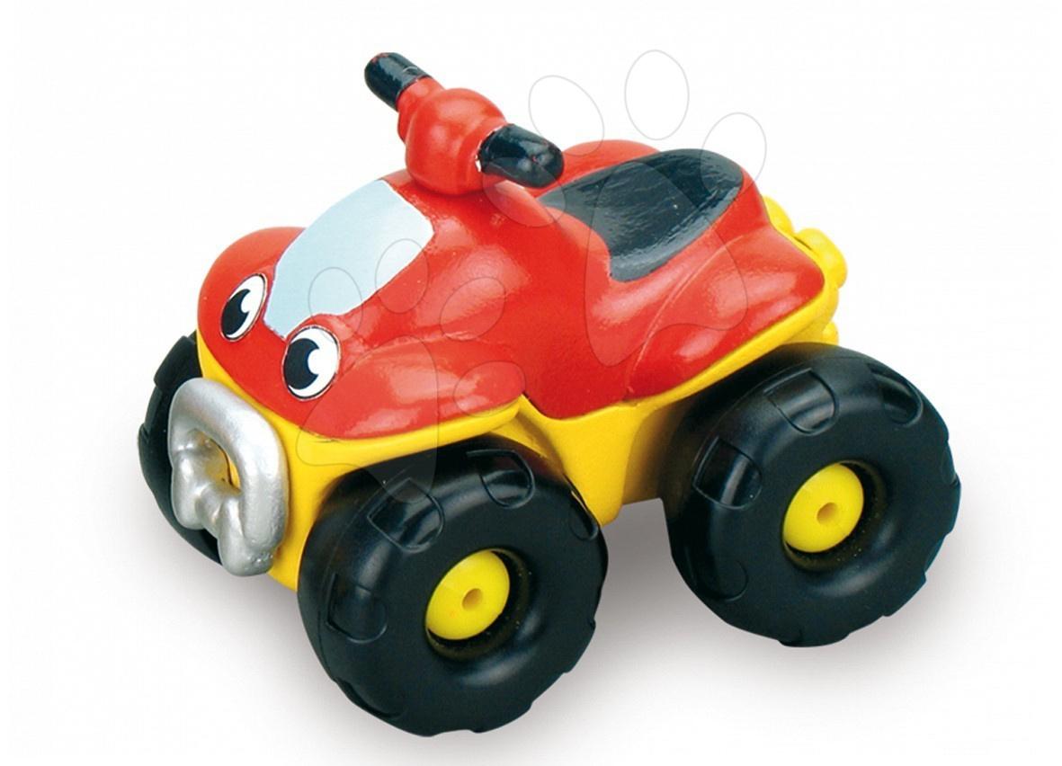 ATV de jucărie Vroom Planet 4x4 Smoby de la 12 luni