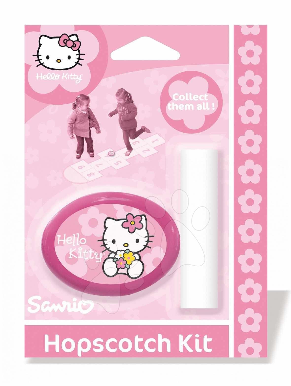 Produse vechi - Set șotron Hello Kitty Smoby 60*45 cm