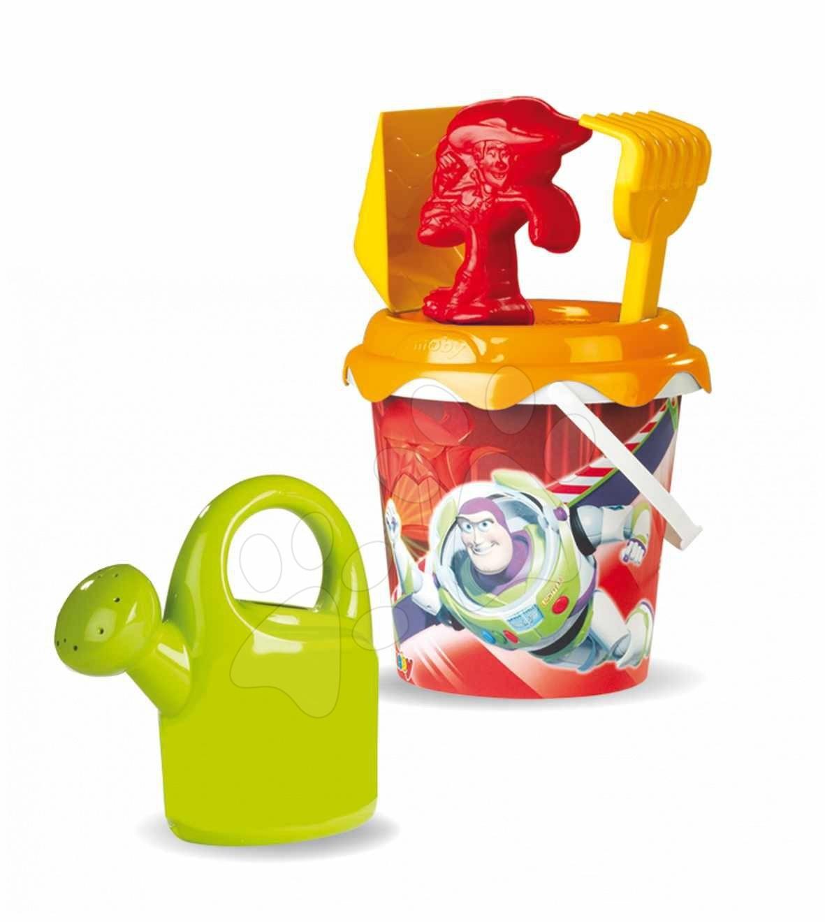 Homokozó szett Toy Story Smoby közepes