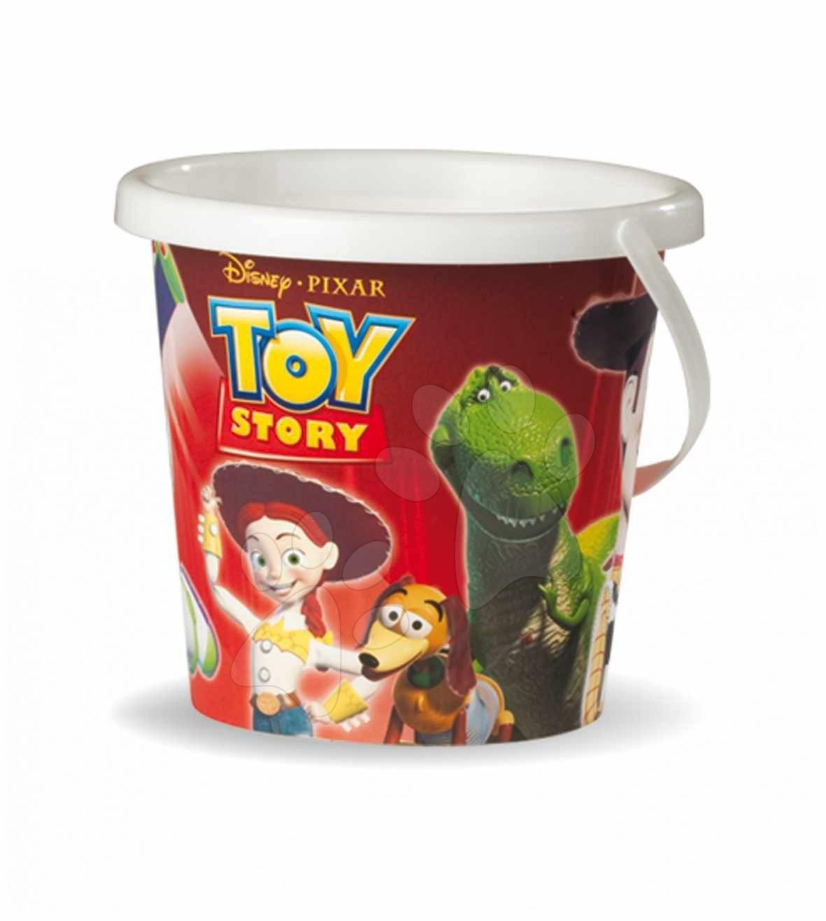 Közepes homokozó vödör Toy Story Smoby