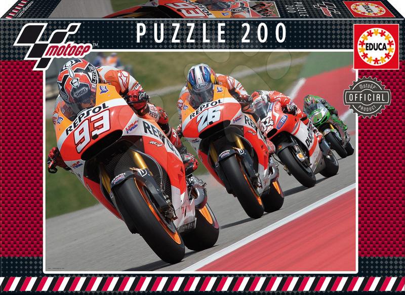 Puzzle MotoGP Educa 200 dílů od 6 let