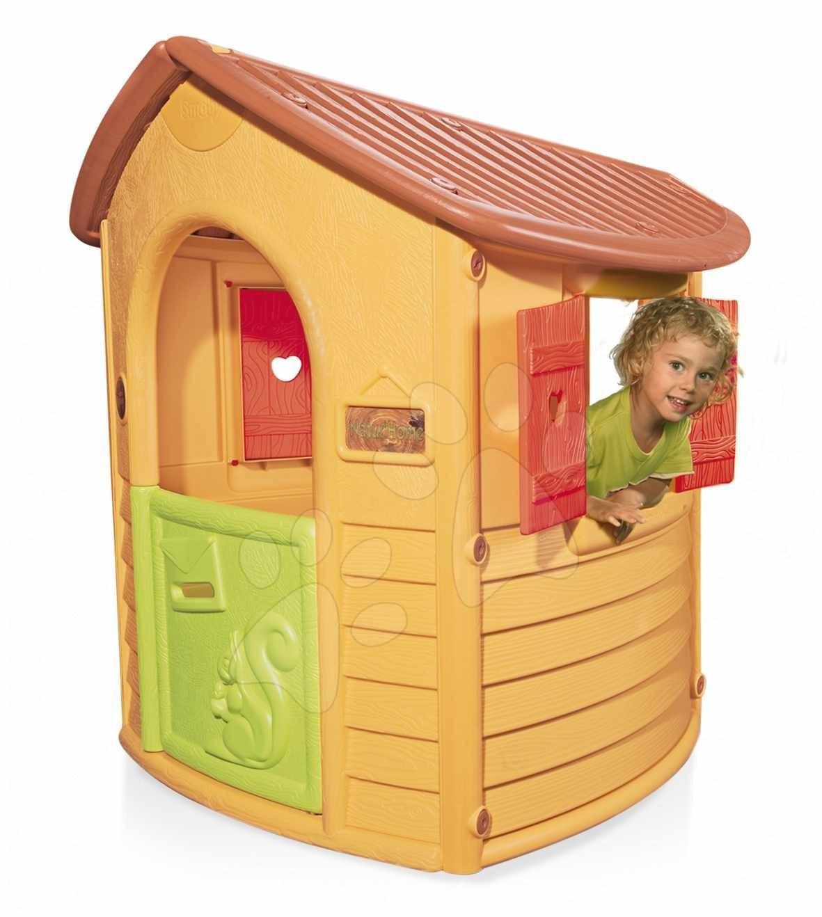 Domečky pro děti - Domeček Natur'Home Smoby s UV filtrem, od 24 měsíců