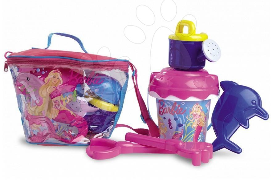 Taška s kbelík setem Barbie Divertoys 6 dílů