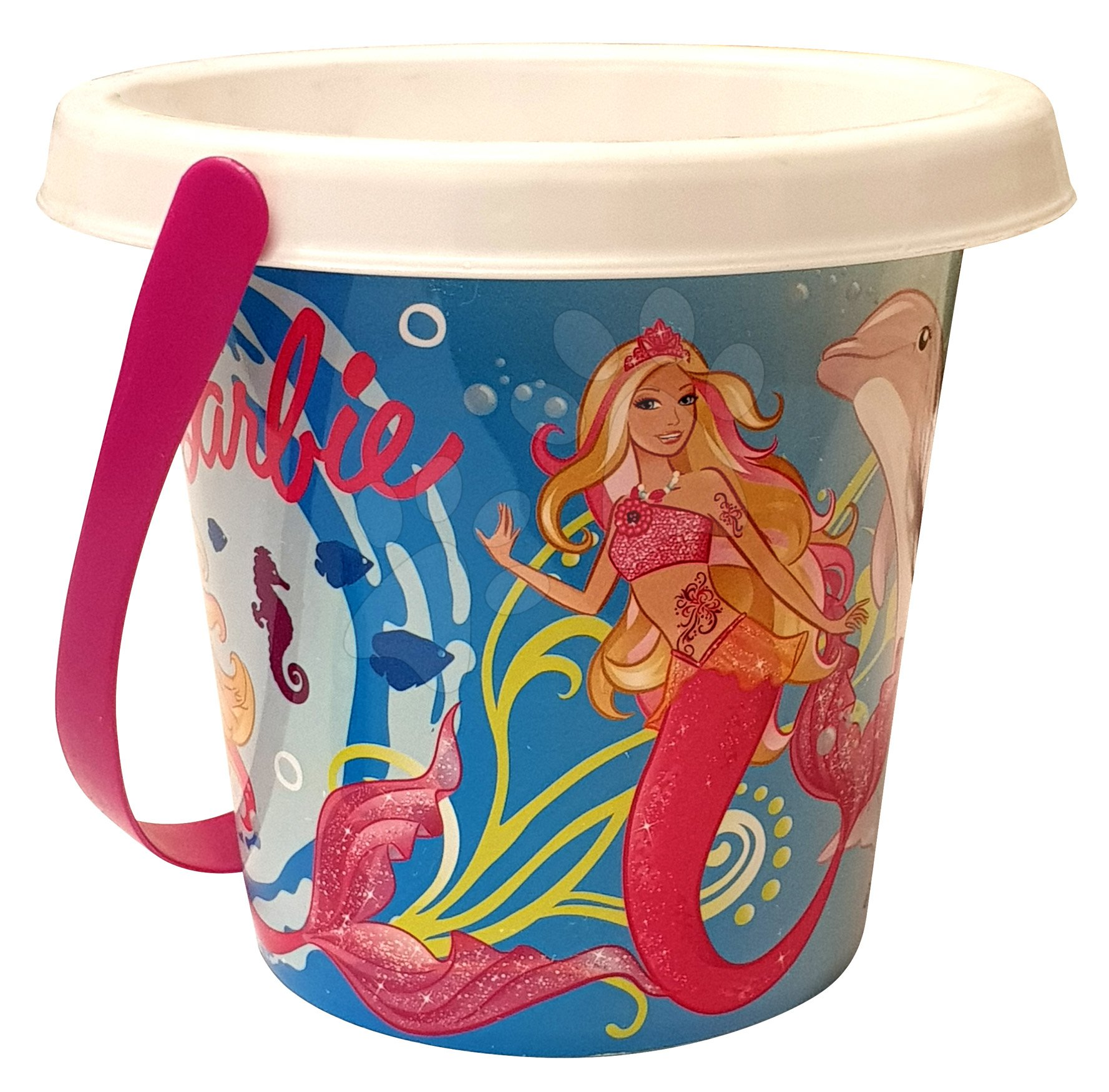 Barbie kbelík Divertoys 14 cm