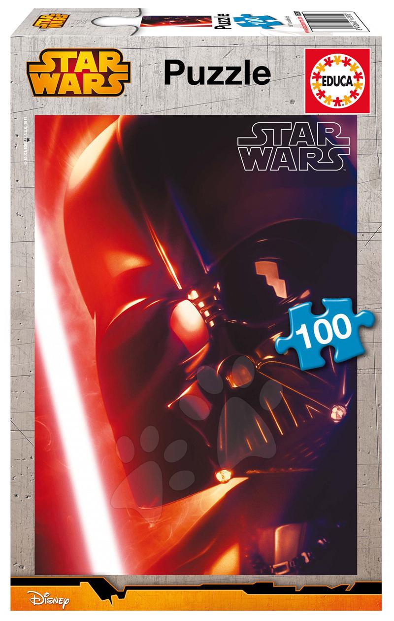 Puzzle Star Wars Darth Vader Educa 100 dílů od 5 let