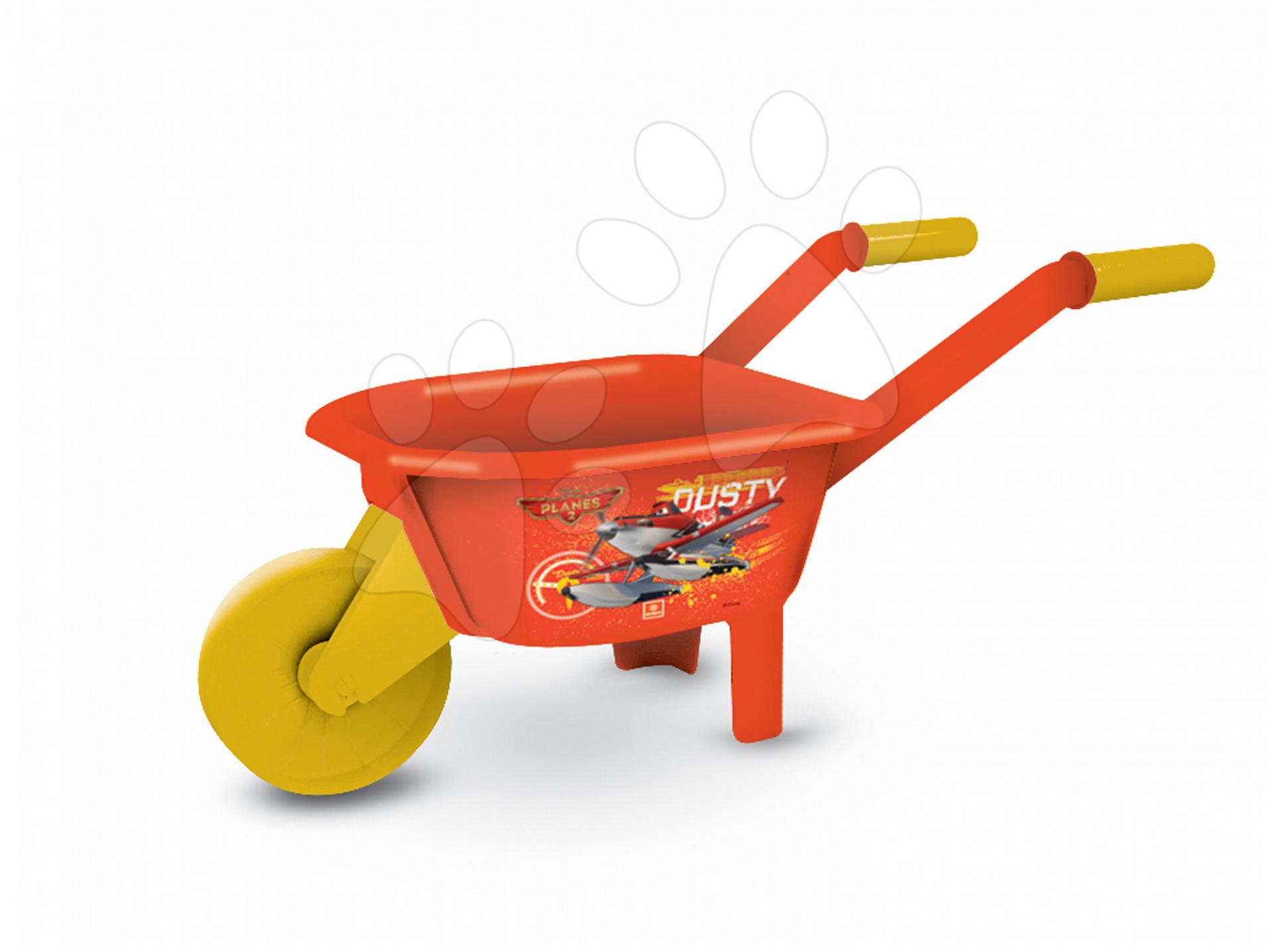 Fúriky do piesku - Fúrik Lietadlá Mondo oranžový od 18 mes