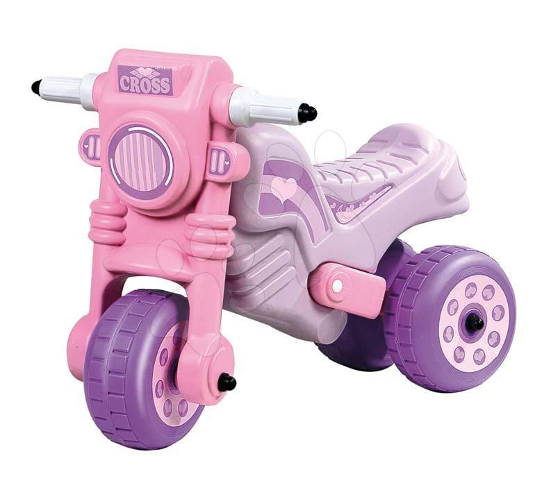 Motorji - Velik poganjalec Cross Dohány rožnato-vijoličen