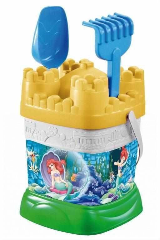 Kbelíky do písku - Kbelík domek set Ariel Mondo