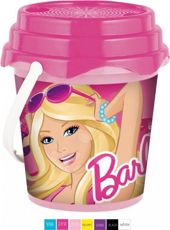 Staré položky - Kbelík Barbie Mondo