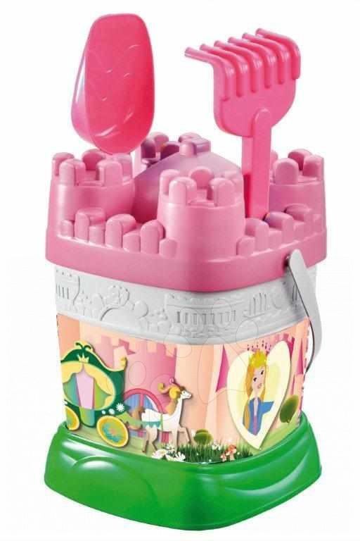 Kbelík hrad Princezny - set