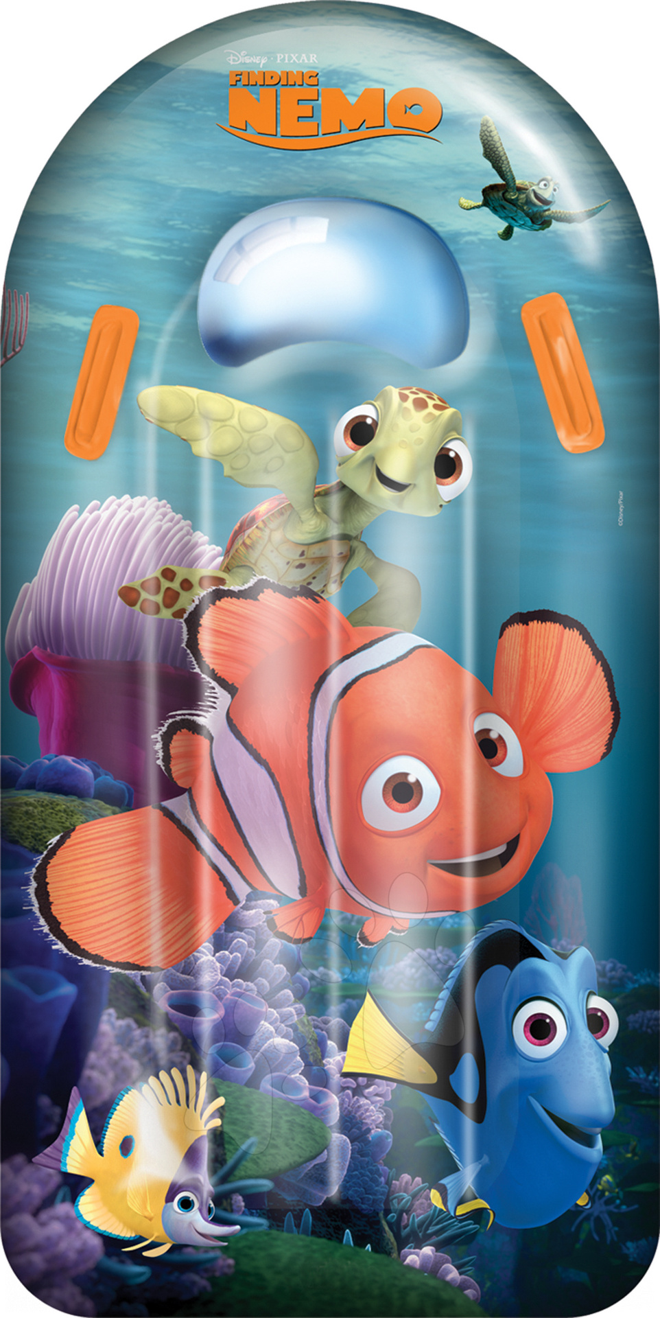 Nafukovací lehátko Hledá se Nemo Mondo Surf Rider 110 cm