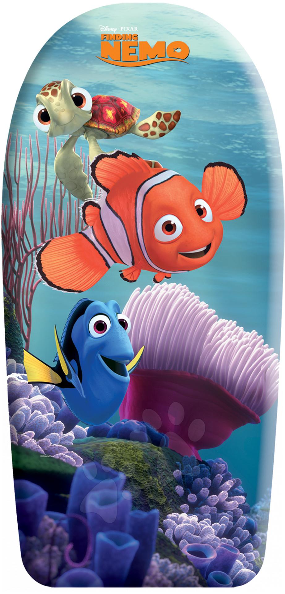 Penová doska na plávanie Hľadá sa Nemo Mondo 84 cm