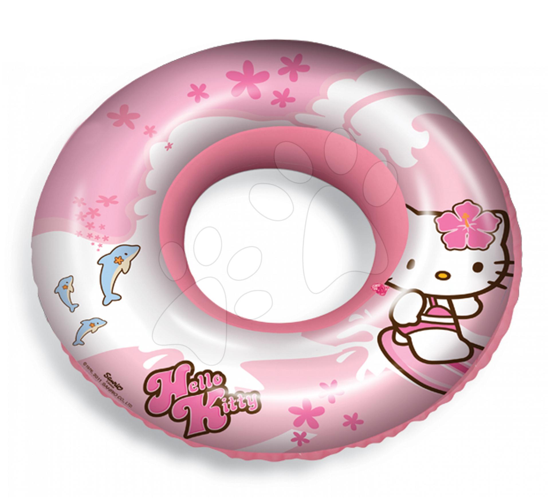 Colacuri - Colac gonflabil Hello Kitty Mondo 50 cm de la 10 luni