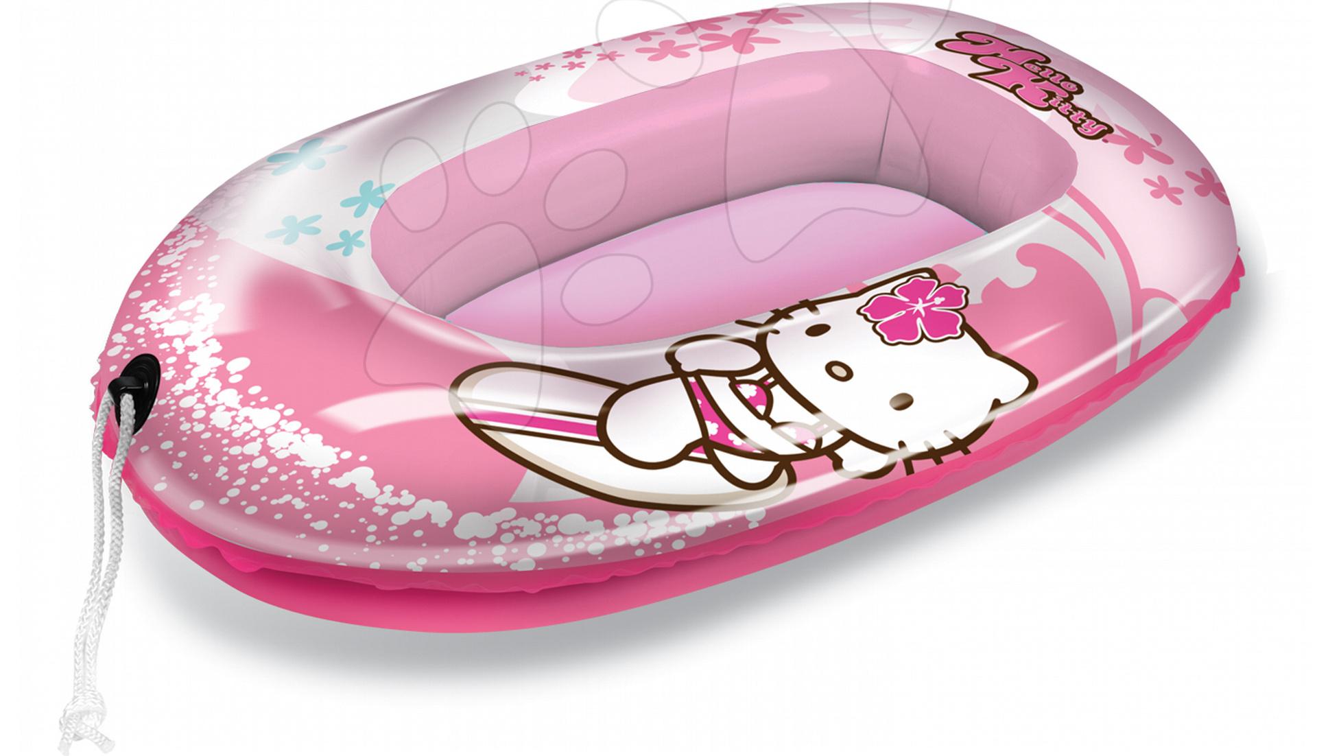Nafukovací čluny a loďky - Nafukovací člun Hello Kitty Mondo 94 cm