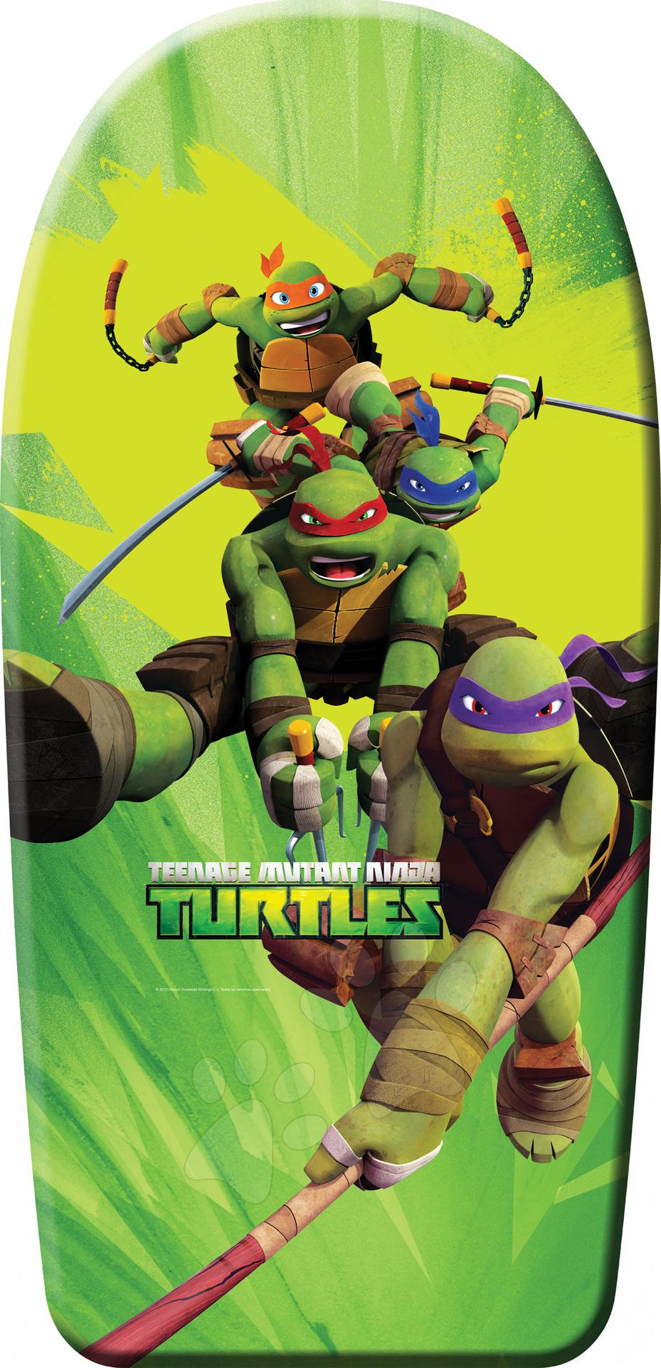 Pěnová deska na plavání Teenage Mutant Ninja Želvy Mondo 84 cm