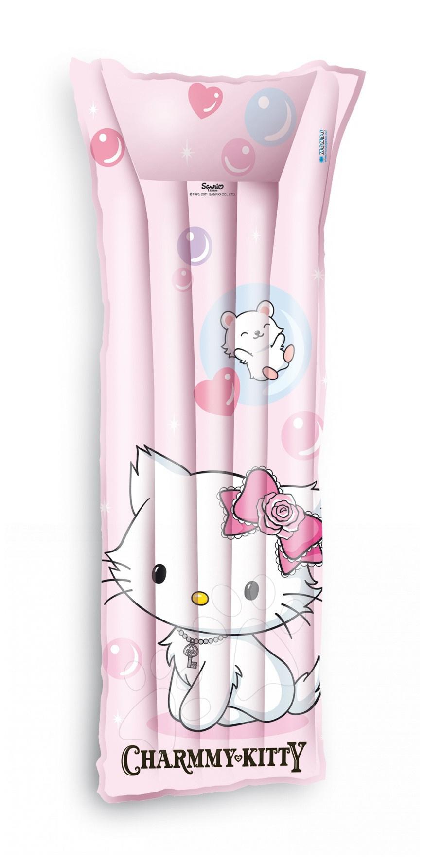 Nafukovacie lehátka - Nafukovacie ležadlo Charmmy Kitty Mondo 183 cm