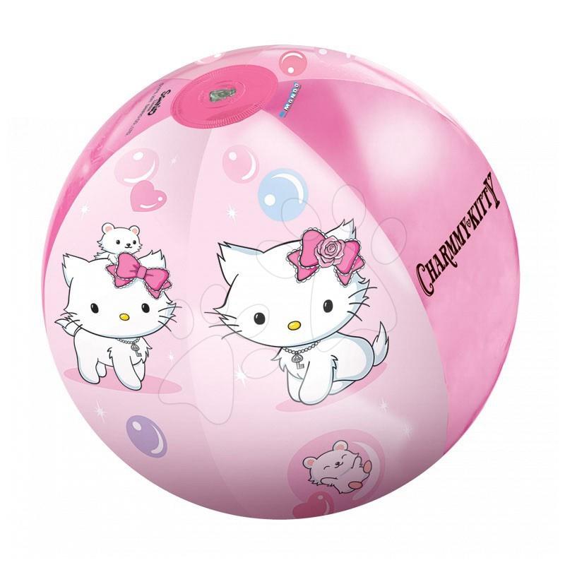 Nafukovací míč Charmmy Kitty Mondo 50 cm