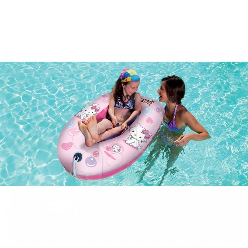 Mondo detský nafukovací čln Charmmy Kitty 16062 ružový