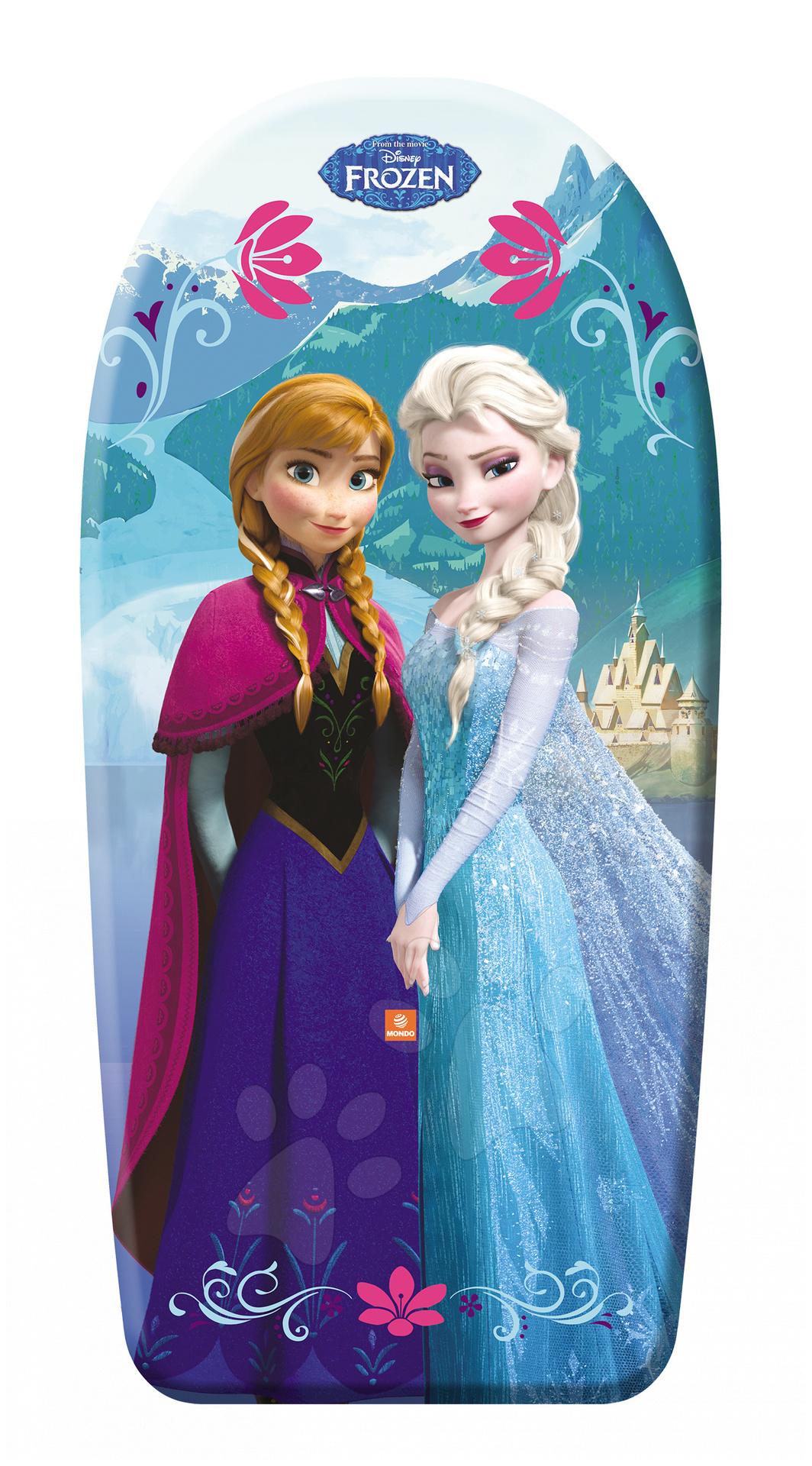 Pěnová deska na plavání Frozen Mondo 84 cm