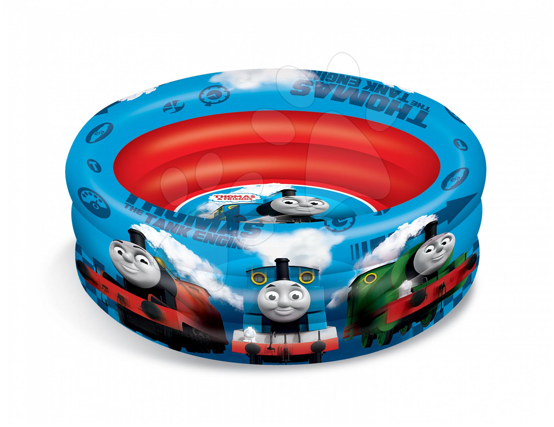 Detské bazéniky - Nafukovací bazén Vláčik Thomas Mondo 100 cm od 10 mes