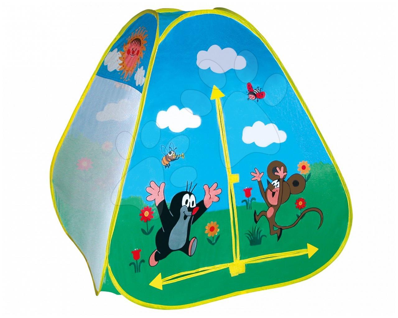 Domečky pro děti - Stan Krtek Dohány #VALUE!