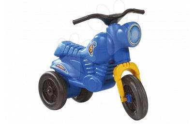 Motorky - Odrážedlo Classic 5 Motorbike Dohány modré