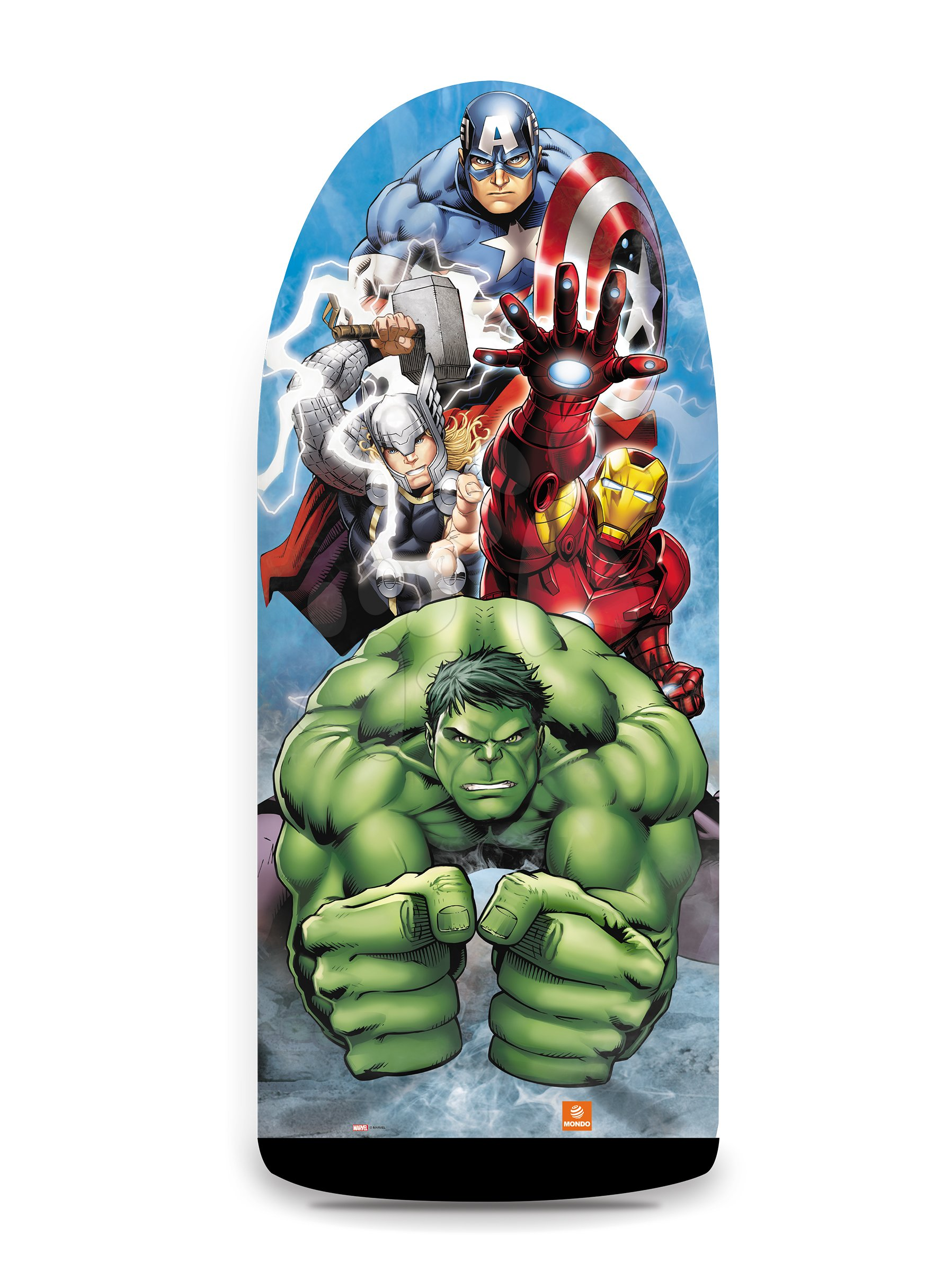 Nafukovací boxovací panák Avengers Mondo 87 cm