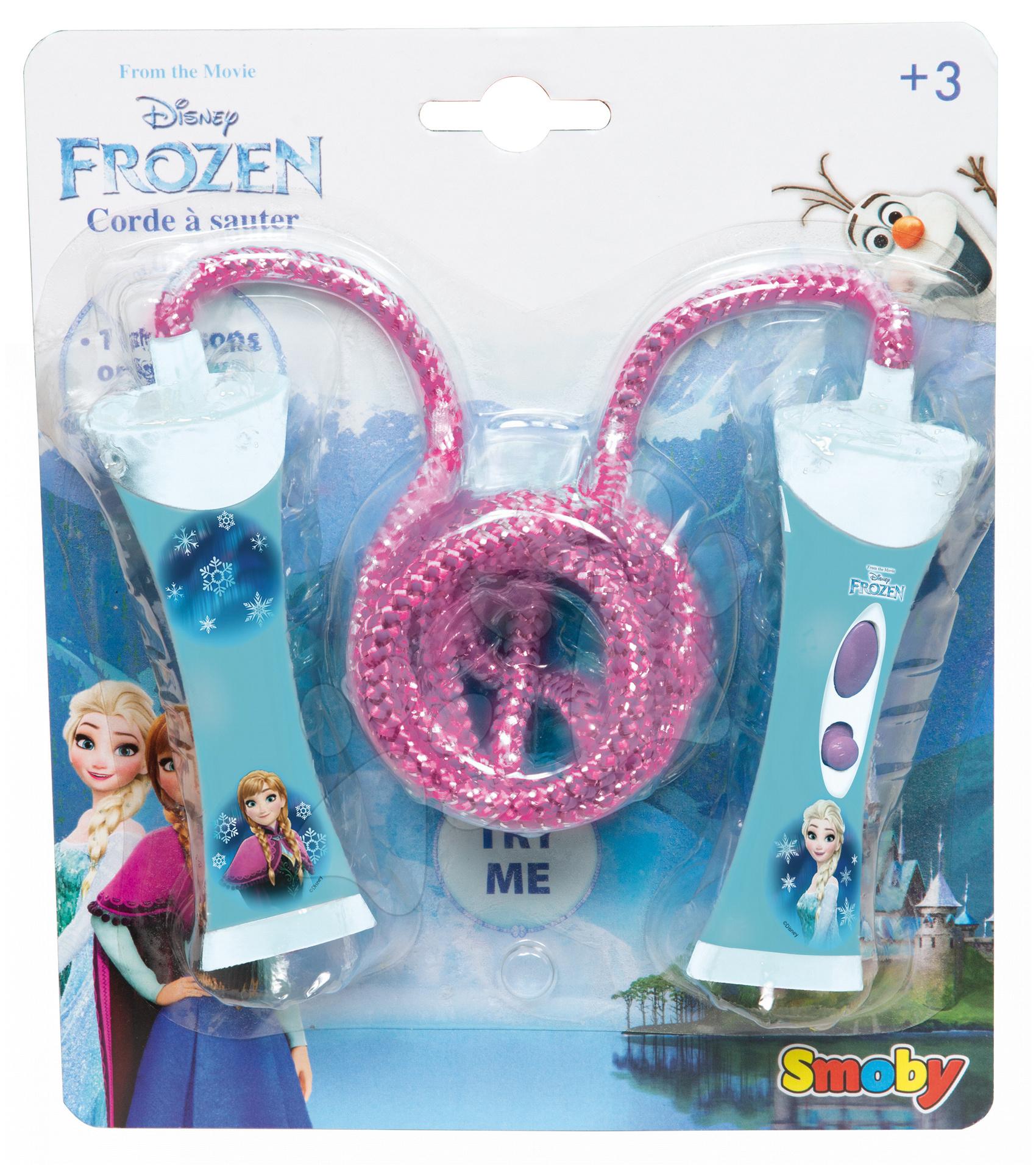 Švihadlo Frozen Smoby s hudbou elektronické