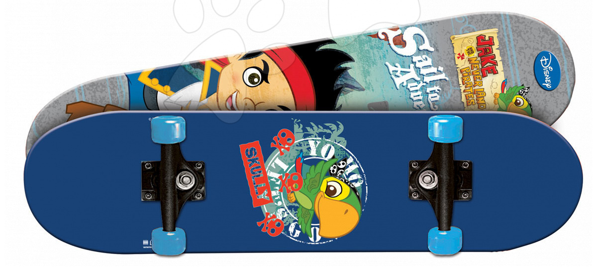 Skateboard Jake a Piráti ze Země Nezemě Mondo #VALUE!