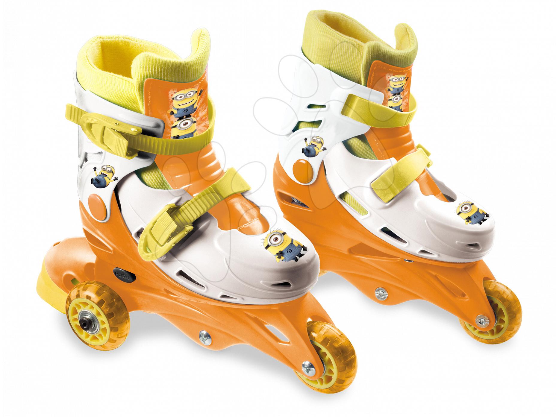 Kolieskové korčule Mimoni Mondo inline veľkosť 29-32 od 5 rokov
