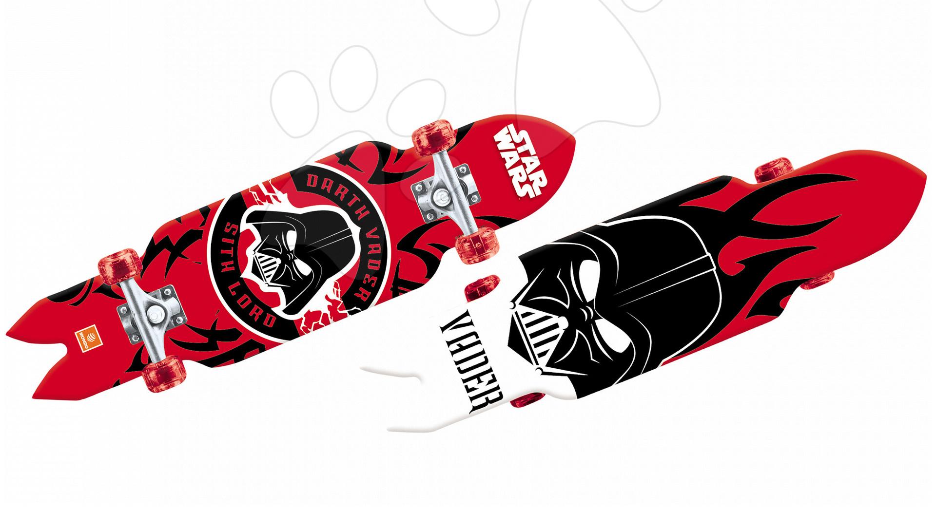 Skateboard Star Wars Shuttle Mondo svítící délka 80 cm