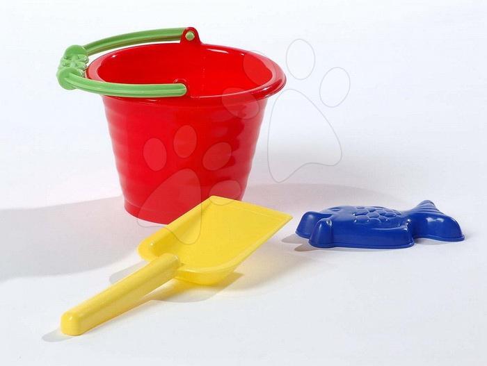 Kbelíky do písku - Set mini kbelík Dohány